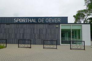 Sporthal De Oever in IJsselstein_gemeente